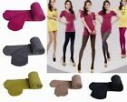 100D Denier Opaque Tights Colors Choose Pantyhose Leggings Stockings Sexy Lady