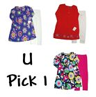 LITTLE GIRLS 6 6X CARTERS LONG SLEEVES DRESS LEGGINGS SET OUTFIT KIDS Children's
