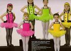 Brightlights189 Tap Jazz Ballet Skate Pageant Outfit Competition Dance Costume