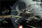 "Poster ""Star Wars - Death Star Battle"""