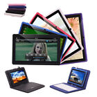 "IRULU Tablet PC eXpro X1a 7"" Android 4.4 Quad Core 8GB Dual Camera w/ Keyboard"