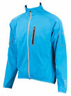 NEW ROAD RACE TOURING COMMUTER WINDPROOF CYCLE JACKET EIGO MISTRAL SKY BLUE