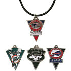 CGC Pewter Unisex AFC East Team Licensed NFL Pennant Necklace