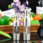 Faucet Valve Hand Driven Ceramic Salt & Pepper Mill (Big or Small) 8023