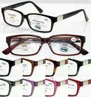 R189 Super Fashion Reading Glasses Spring Hinges+100+125+150+175+200+225+250+300
