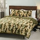 Camouflage 3-piece Comforter Set