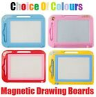 Magnetic Drawing Wrting Board Doodle Sketch Pad Slate Art Crafts Magic Childrens