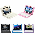 "8GB iRulu 7"" Google Android 4.0 Capacitive Tablet Dual Camera Bundle Keyboard"