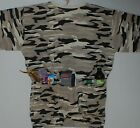 CAMO DESERT CYCLE TEE JERSEY W/ POCKETS XL CYCLE-T NEW  *** (XL ONLY)