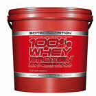 Scitec Nutrition 100%WHEY PROTEIN* PROFESSIONAL 5000g / 5kg + FREE DELIVERY