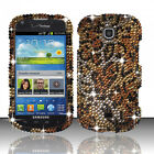 For Samsung Galaxy LEGEND i200 Crystal Diamond BLING Hard Case Cover Accessory