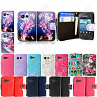 For Samsung Galaxy Pocket Neo S5310/GT-S5312 Leather Book Flip Case Cover+Stylus