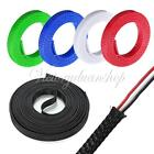 5 M High Density Expanding Matte Braided Braid Sleeving Cable Harness 5 Colors