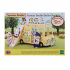 Nursery Double Decker Bus - SYLVANIAN Families Figures 5101