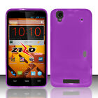 Boost Mobile ZTE Boost Max TPU CANDY Gel Flexi Skin Case Cover Accessory