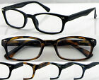 R143 Superb Quality Reading Glasses Spring Hinge Modern Style Design+150+200+250