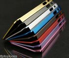 LUXURY DELUXE ULTRA THIN METAL TITANIUM ALLOY HARD CASE COVER FOR IPHONE 5 5S