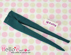 ☆╮Cool Cat╭☆【PP-136】Pullip Doll Pantyhose Tights # Net Deep Teal