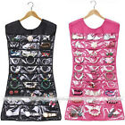 Jewelry Brooch Closet Display Organizer Holder Pocket Storage Dress Hanging Hot