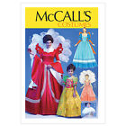 McCall's 6629 Sewing Pattern to MAKE Fancy Dress Princess Queen suit Pantomime