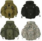 Tactical Deluxe MOLLE & ALICE Clip Compatible Recon Military Buttpack Butt Pack