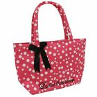Golddigga Womens Ladies Flower Print Large Fit Fashionable Carryall Lunch Bag