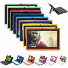 "iRULU 7"" GMS Capacitive HD New Tablet PC Android 4.4 Quad Core 8GB w/ Keyboard"