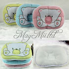 Baby Infant Sleeping Pillow Neck Positioner Prevent Flat Head Support Pillow JM