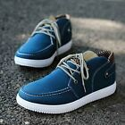 Fashion British Style Men's Casual Sneakers Shoes lace-up Male Boy's Shoes New