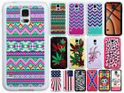 For Samsung Galaxy S5 TPU Gel GUMMY Hard Skin Case Phone Cover Accessory