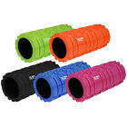 MIRAFIT HIGH DENSITY FOAM MASSAGE ROLLER SPORTS INJURY/PHYSIO/GYM/YOGA/PILATES