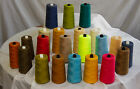 Heavy Duty CONED THREAD - Tex 120 - 30+ Colors - 75% OFF WHOLESALE