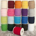 5m of Maxi 16mm Ric Rac RicRac Trim Edging Jumbo Ribbon : Choice of 21 Colours