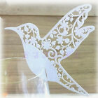 50pcs Creation Dove Wine Cup Glass Name Cards Wedding Party Cards New