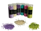 Deco Coloured Sand - Coarse Grained 6 Assorted Colours - Floral Decorations