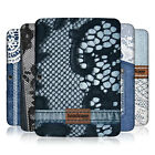 HEAD CASE JEANS AND LACE BACK COVER FOR SAMSUNG GALAXY TAB 3 10.1 P5200 P5210