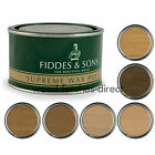 Fiddes Supreme Wax Polish for Furniture & Woodwork - ALL COLOURS - 400ml