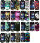 Design Faceplate Protector Hard Cover Case for LG Extravert 2 VN280 Phone