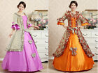 NWT sexy woman Victorian Gothic Period ruffles Dress Ball Gown Theare Clothing