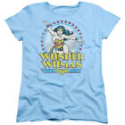 DC Comics Wonder Woman Star Of Paradise Island Women's T-Shirt Tee