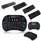 Rii Wireless Mini Keyboard Fly Air 2.4GHz/Bluetooth For PC Smart Android TV Box