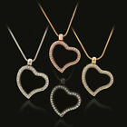 2014 Floating Locket Charm Love Heart Living Memory Pendant Necklace Charms Gift