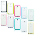 Clear Color Frame TPU Bumper Case Cover Skin For Samsung Galaxy Note III 3 N9000