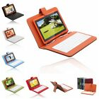 "iRulu 7""Android 4.2 Dual Core Camera Tablet 8GB WIFI Orange w/Gridding Keyboards"