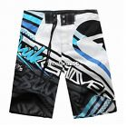 Men Doodle Surf Board Shorts Trunks Beach Swimwear Outdoors Boxers Pants Boxers