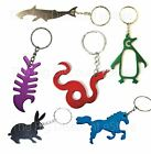 Animals & Creatures Keyrings - Metal Keychain
