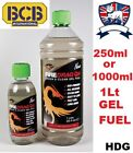 BCB FIRE DRAGON ETHANOL GEL FUEL CRUSADER COOKING UNIT HEXI STOVES 250ml +1Lt 1L