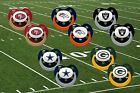 Baby Fanatic Pacifier Retired 2 Pack Set Infant BPA Free NFL MLB Sport Fan