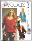 McCall's 5536 Out of Print Sewing Pattern to MAKE Lovely Tops & Tunics
