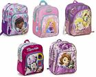 Disney Character Childrens Kids Mini School Bag Backpack Rucksack